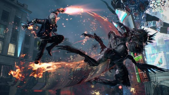 Spoilers All Around For Capcom's Devil May Cry 5's 3-Minute Trailer?