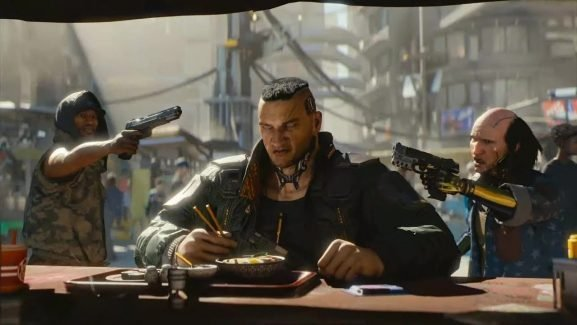 Recent Reports Indicate That Cyberpunk 2077 Will Be Out By 2021; It's Right Around The Corner