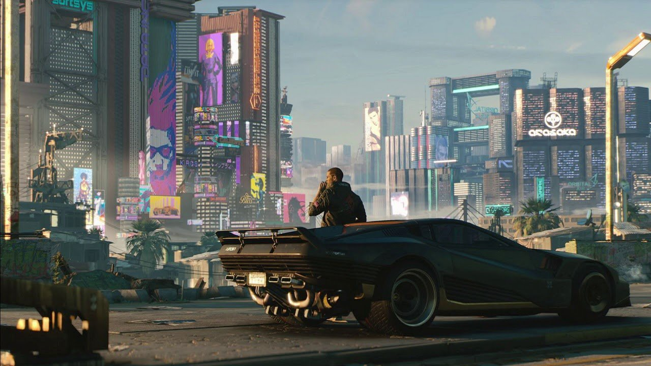 CD Projekt Red Developer Says Cyberpunk 2077 Doesn't Use The Same Engine As The Witcher 3: Wild Hunt
