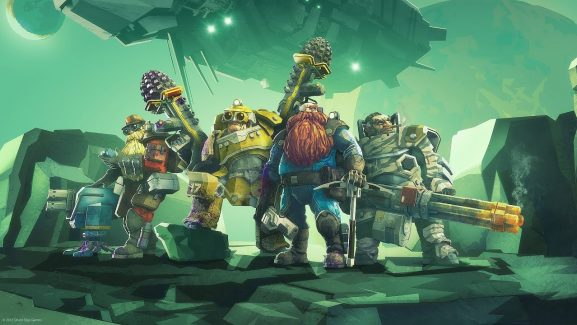 Deep Rock Galactic Is Free To Play On Steam This Weekend But Price Will Increase Late March