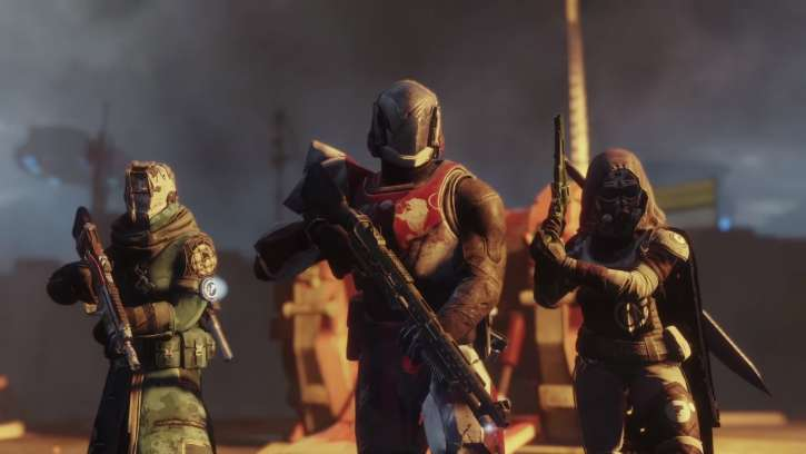 Destiny 2's New Season Of The Drifter Trailer Video Shows Guns, Gears, And New Modes