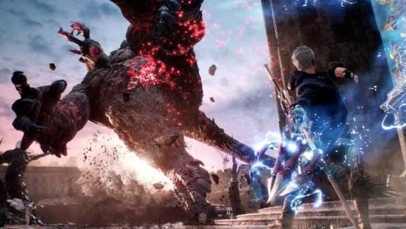 Devil May Cry 5 Off To A Good Start On PC; Surpasses Resident Evil 2 On Steam