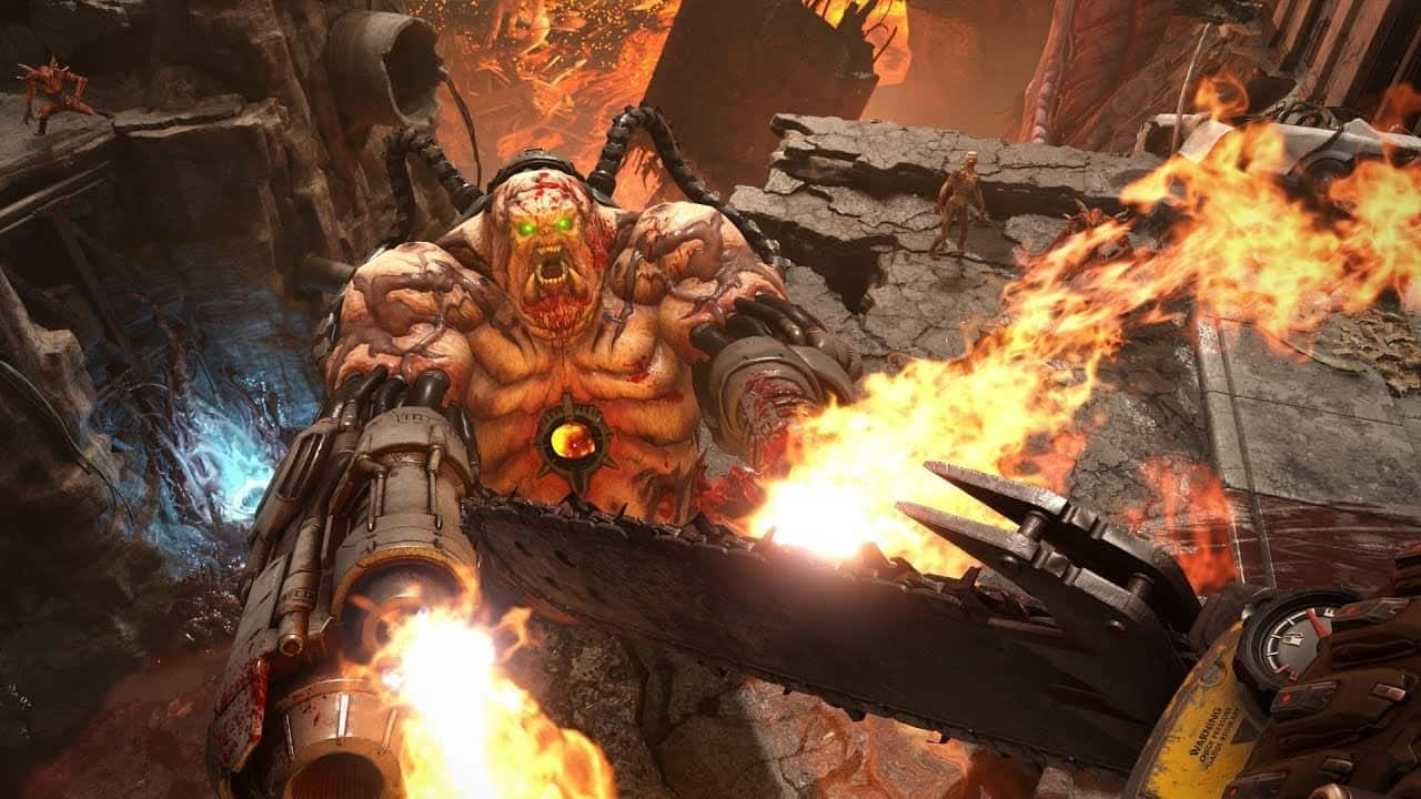 Doom Eternal Will Introduce Dozens of New Gameplay Elements In A Series of Firsts For The Famous FPS
