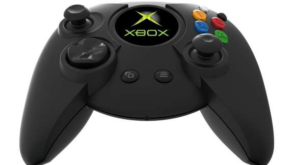Hyperkin's Nostalgic Duke Xbox One Controller Is Licensed And It's Faithful To The Original Design