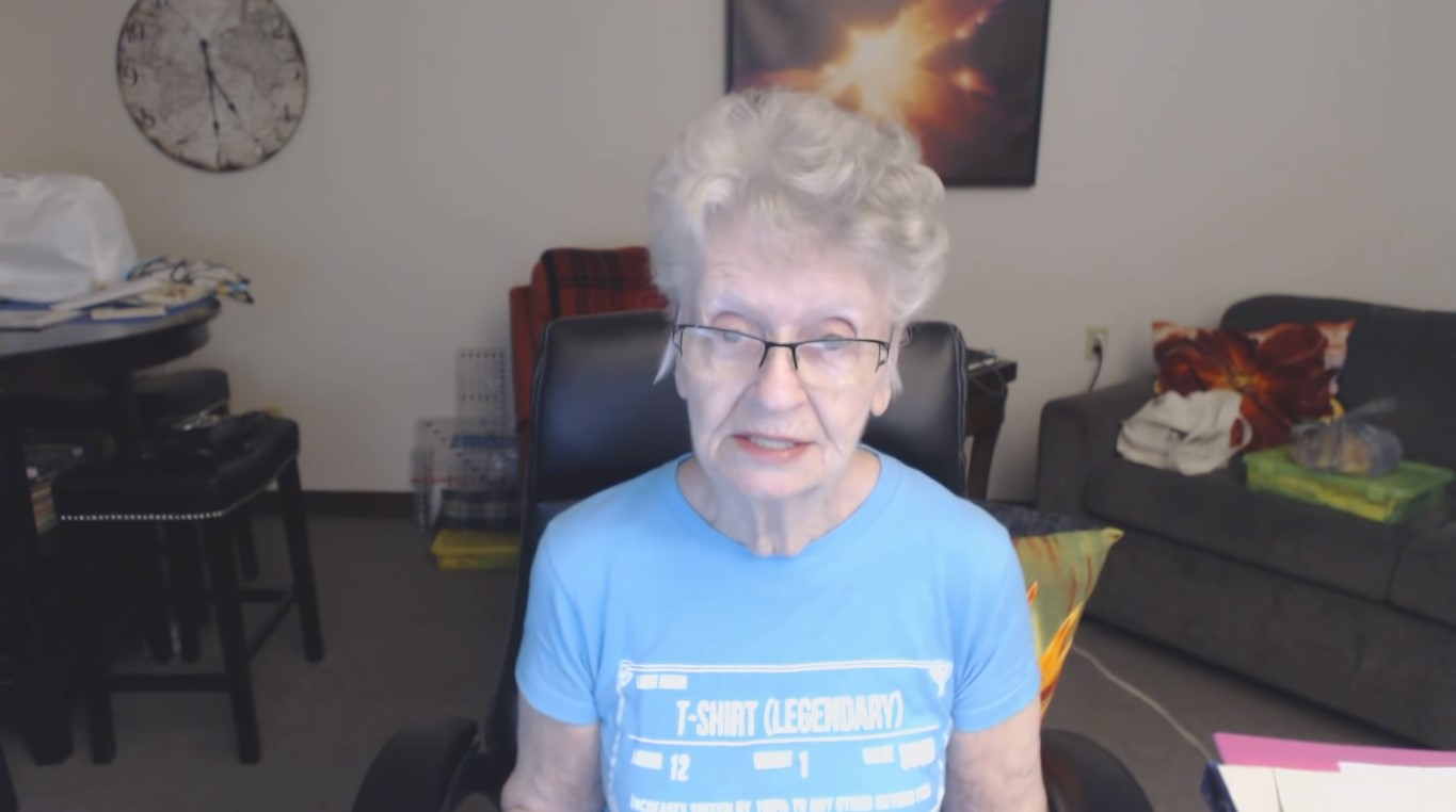 82-Year-Old Youtuber, Grandma Shirley Curry Will, Be Joining The Elder Scrolls 6