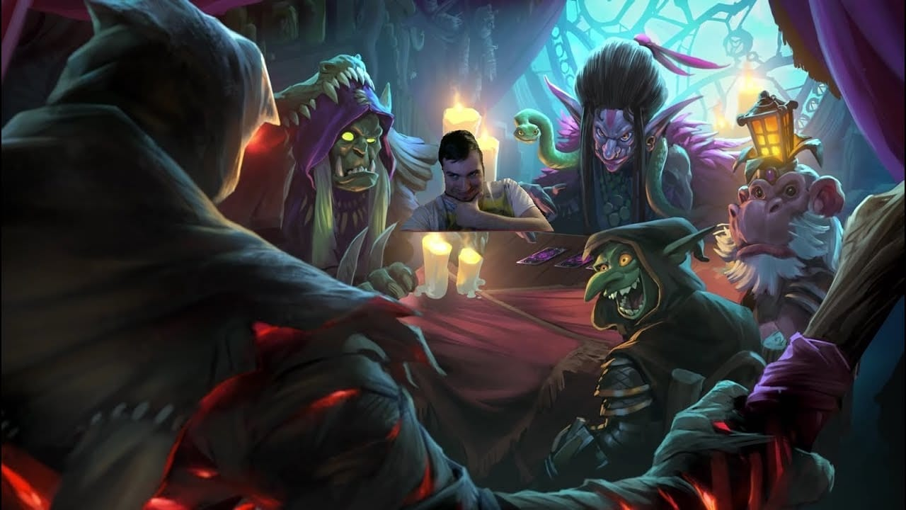 Swampqueen Hagatha, More Villains To Take Centerstage In Hearthstone's Rise Of Shadows Expansion