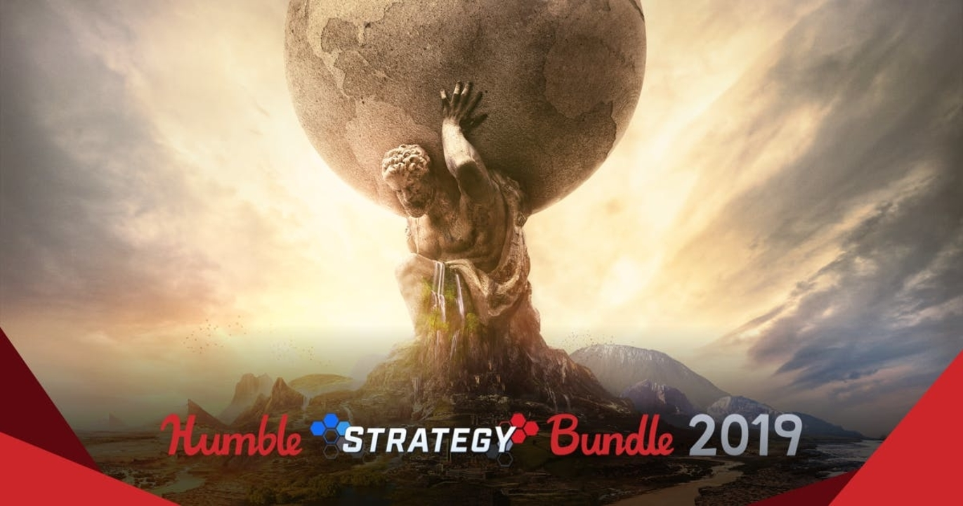 Civilization VI, Stellaris, And Dungeons Now Included In Humble Strategy Bundle