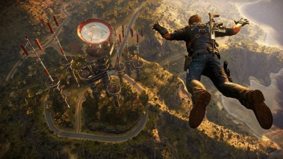 The Amazing Just Cause 4 Hits Xbox Game Pass For March