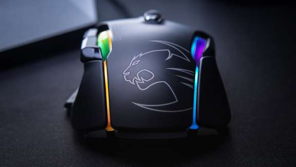 Roccat Launched A Mouse That Won't Discriminate Southpaws And It Has A Lot Of Functions