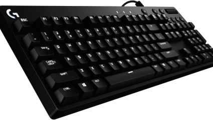 Logitech's G610 With Cherry Red Switches Can Be Bought For Only $60 In Amazon But For Today Only!