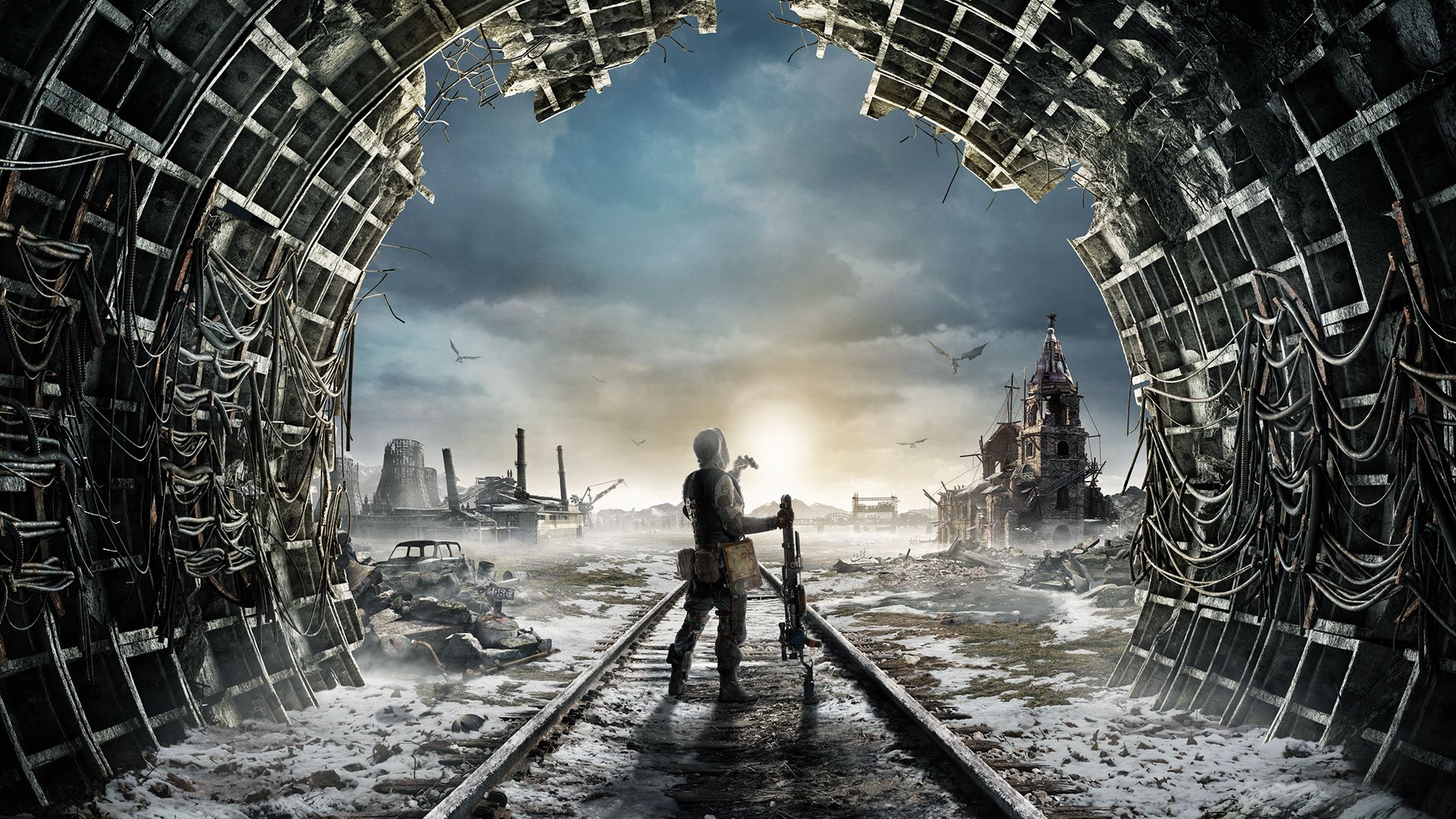 Metro Exodus Steam Keys Frozen; Deep Silver Says Items Were Looted From Factory