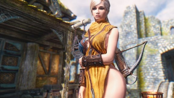 Modders Of Skyrim Together Accused Of Stealing Codes By Skyrim Script Extender Developers