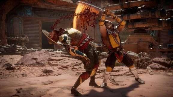 New Mortal Kombat 11 Video Trailer Reveals Its Last Powerful Osh-Tekk Warrior Named Kotal Kahn