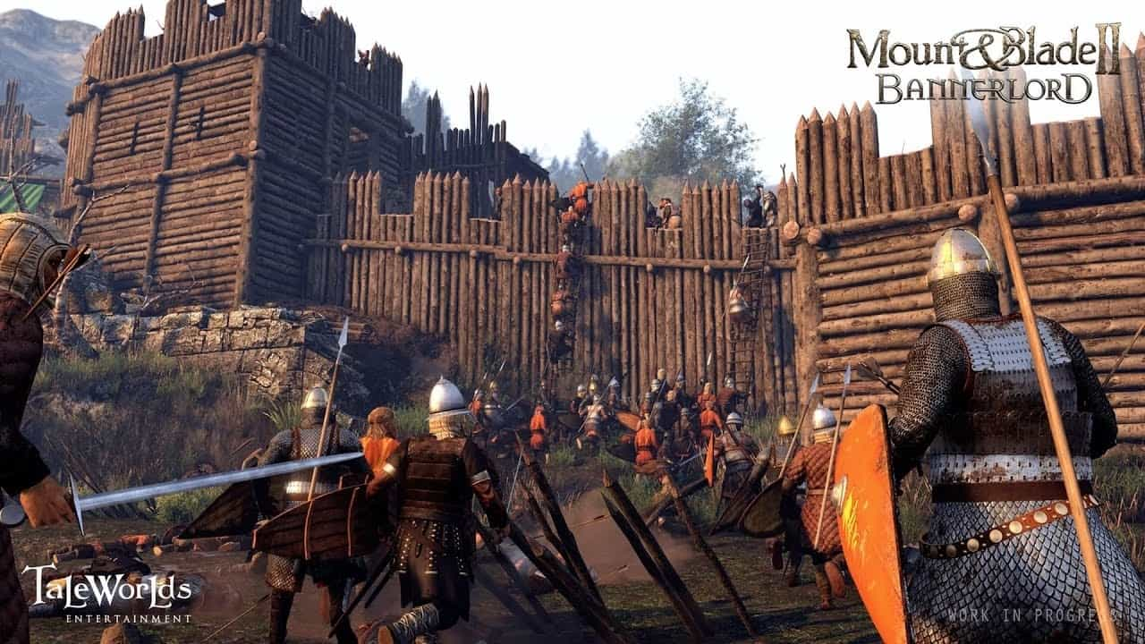In Mount & Blade 2: Bannerlord – Size Does Matter; Requires Players To Be 'Size-Conscious'