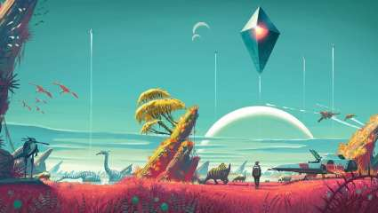 No Man's Sky Has Even More 'Ambitious' Updates Coming This Year According To Developers