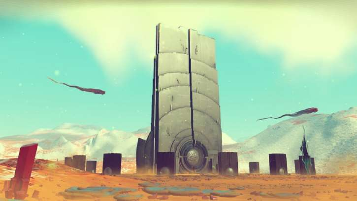 The Sci-Fi Exploration Game No Man's Sky Is Coming To Virtual Reality