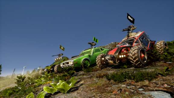 Battle Royale Car Game Notmycar Will Be Exclusive On Steam - This Game Is Not Just For Car Lovers And Thrill Seekers