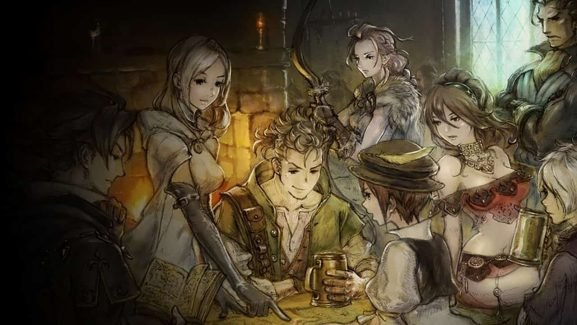 Octopath Traveler's Prequel Will Come To Mobile And There Are Unlimited Secrets To Unlock