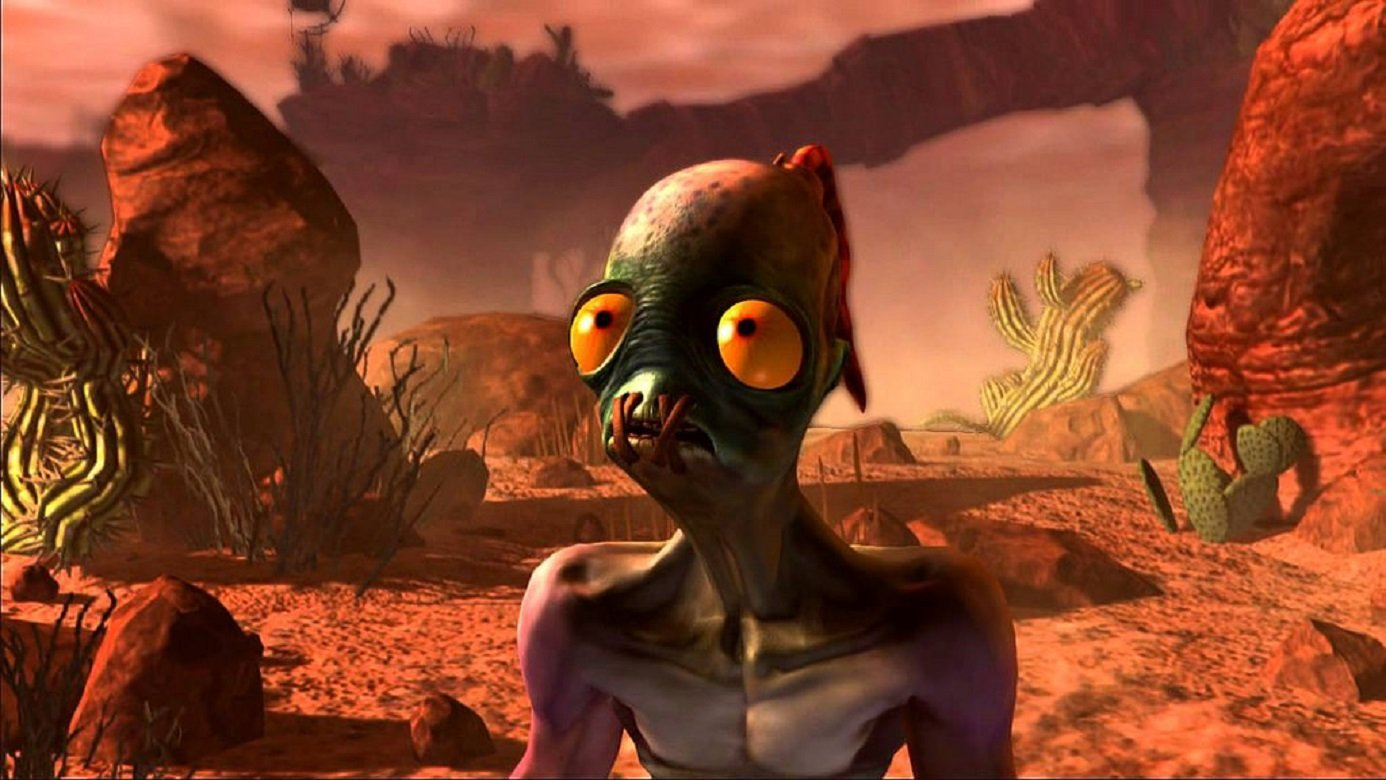 Oddworld: Soulstorm Shows Off A Brief Teaser; Features A Fun Train Chase