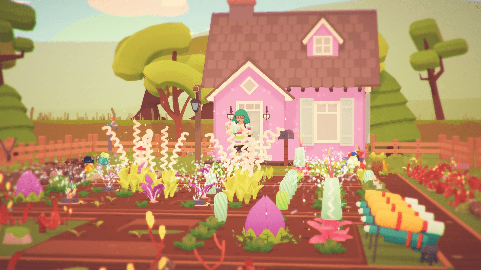Recent Developer Updates Suggests Farm-Life Sim Ooblets Most Likely Get An Early Access Release