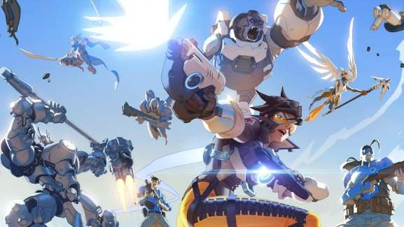 Overwatch Gets More Exciting With New Patch; Baptiste Already Starts Healing People