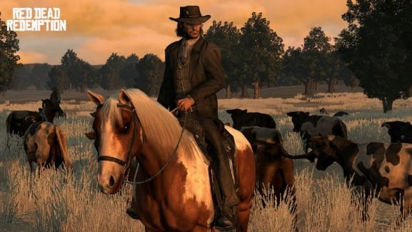 Red Dead Online Recent Update Introduces New Rifle And Mode
