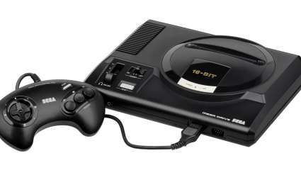 The Sega Genesis Mini Has Been Officially Announced; Will Include 40 Classic Sega Games