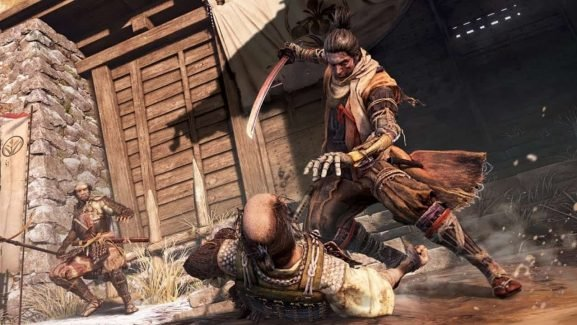 Latest Sekiro: Shadows Die Twice Launch Trailer Shows Men Battling With Monsters