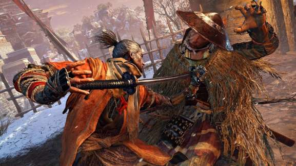 Sekiro: There Are A Lot Of Minor And Major Bosses In The Game And Some Of Them Are Tough And Memorable