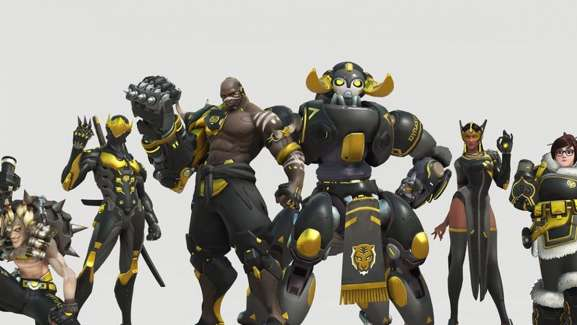 Research Reveals That Blizzard's Endorsement System Is Successful In Reducing Disruptive Behavior In Overwatch