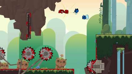 Super Meat Boy Forever DLC Already Planned; Developer Says It's 'Ridiculously Hard'