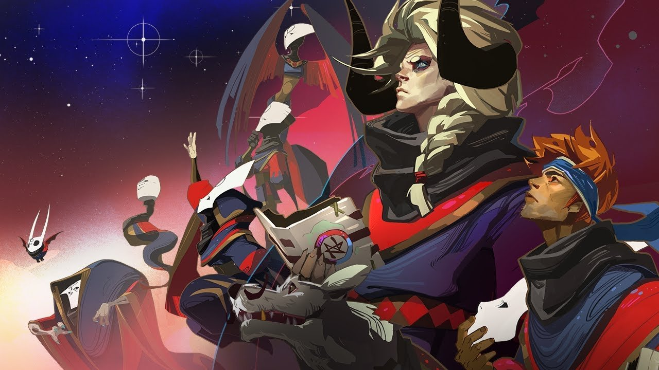 Supergiant's RPG Game Pyre Becomes The Latest Game To Be Part Of Origin Access' Game Vault