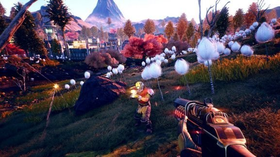 Leonard Boyarsky And Tim Cain Speak About The Outer Worlds - There Are New Modes, And It Might Be Released This Year