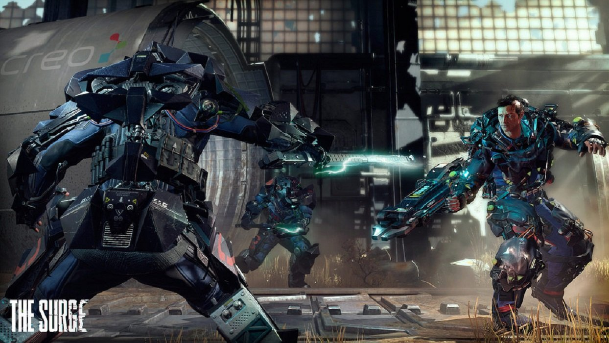 The Surge Will Be Available For Free In April For Those With A PlayStation Plus Membership