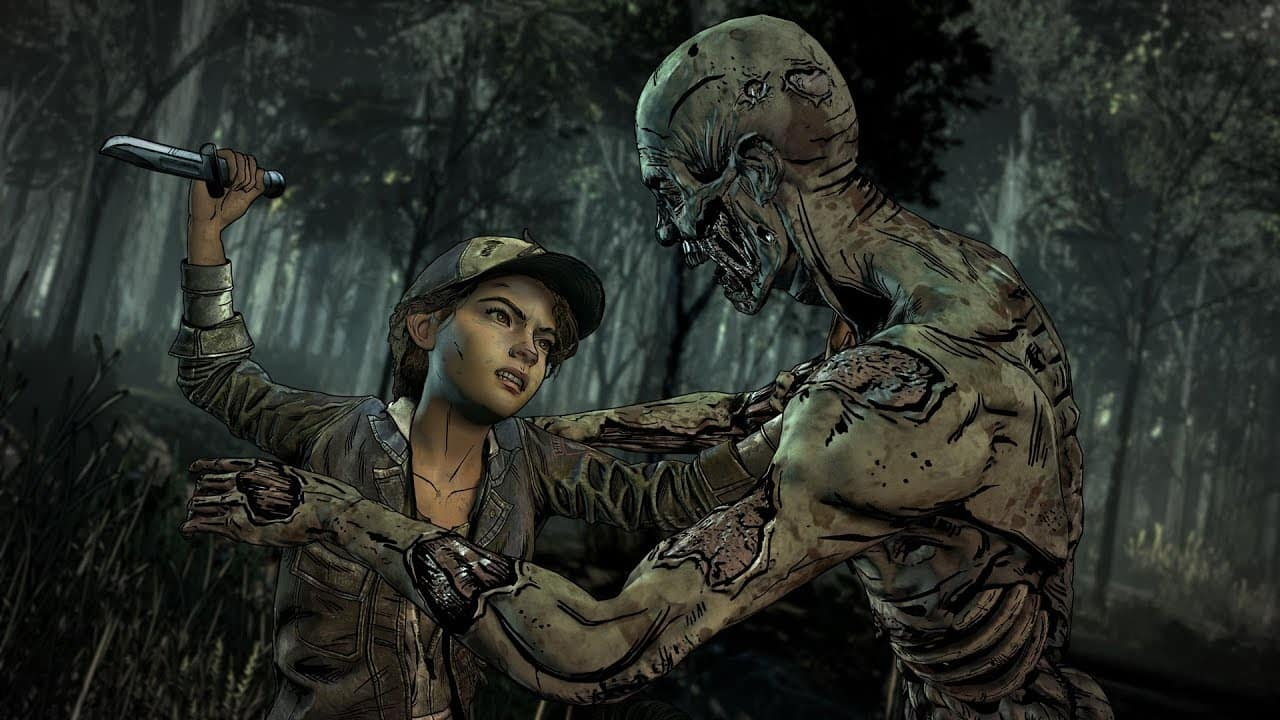 Nintendo Switch Owners Can Finally Play All Four Seasons Of The Walking Dead And Soon Steam Users Can Too