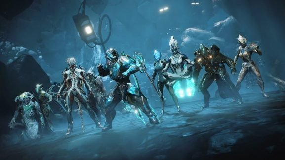 Warframe Releases Hildryn And Unlocks Latest Melee Mode In Operation: Buried Debts