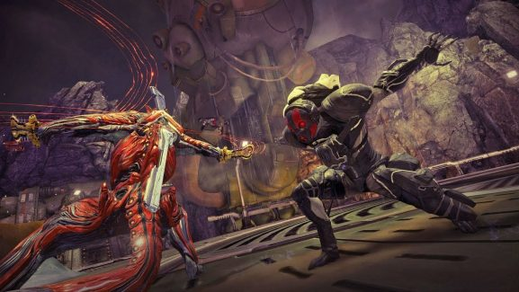 Digital Extremes Confirms Debut Of New Warframe Character Hildryn Next Week