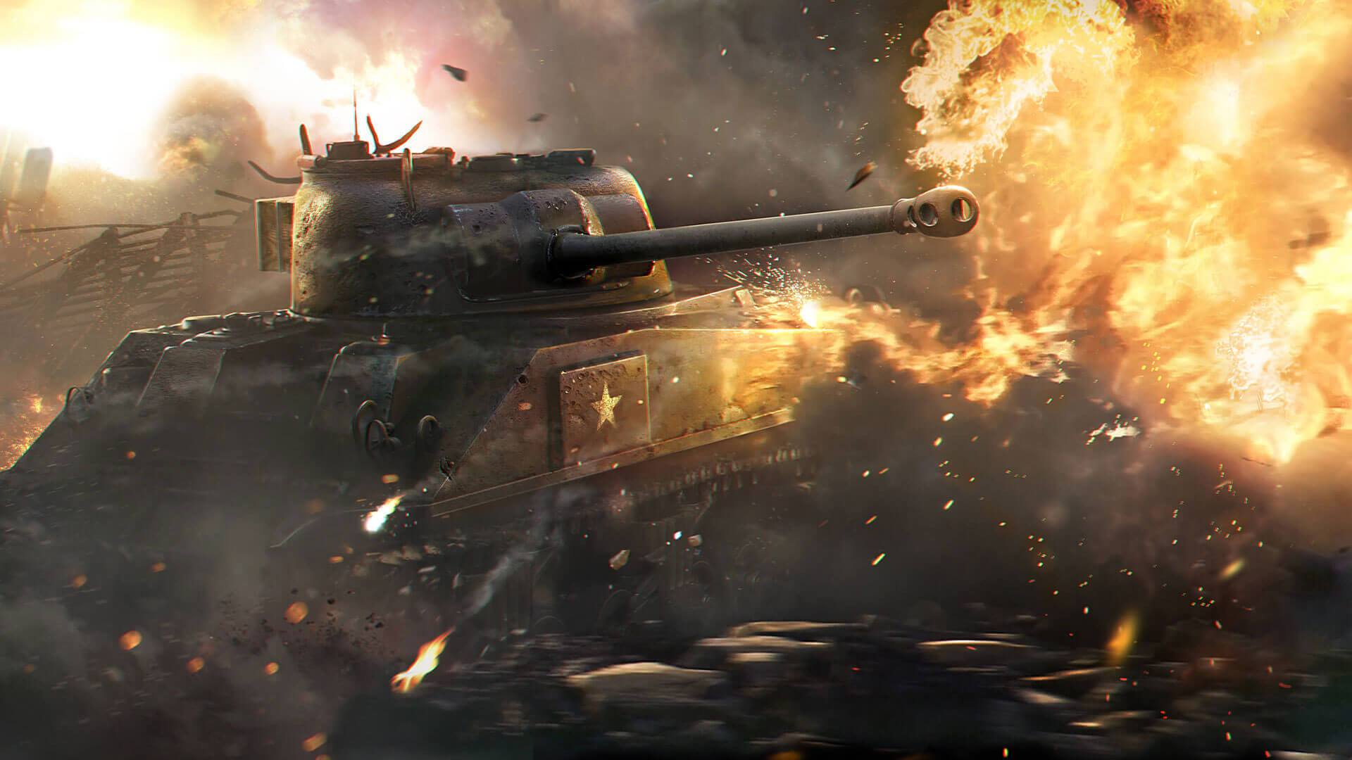 World Of Tanks Has Cancelled April Fools Day And Its Classic Game Can Be Played