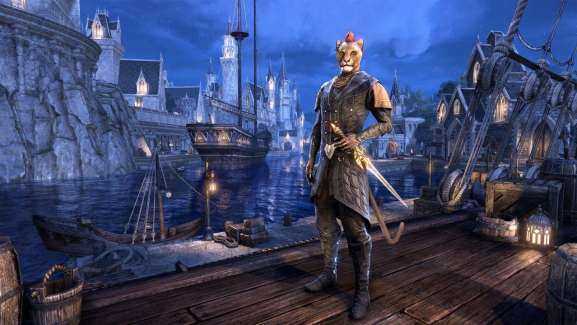 Elder Scrolls Online Is 25 Years Already And There's A Free Play Event For Fans To Celebrate