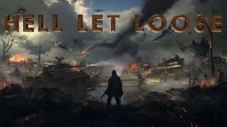 WW II Multiplayer Shooter Hell Let Loose Releases On Normandy Invasion Anniversary