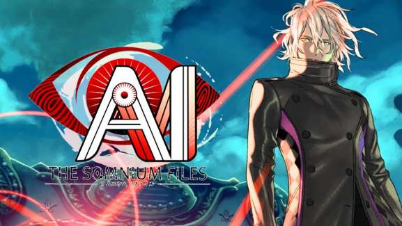 Kotaru Uchikoshi's Weirdest Game AI: The Somnium Files Will Finally Out This July