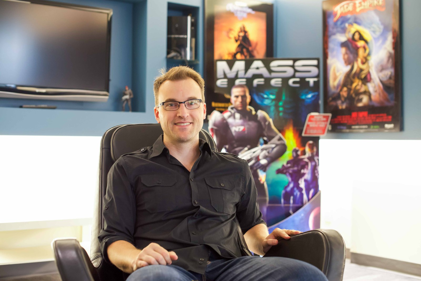 Bioware Ex-GM Claims RPGs Are Due To A Renaissance, Proposing Multiplayer Spin With Spatialos