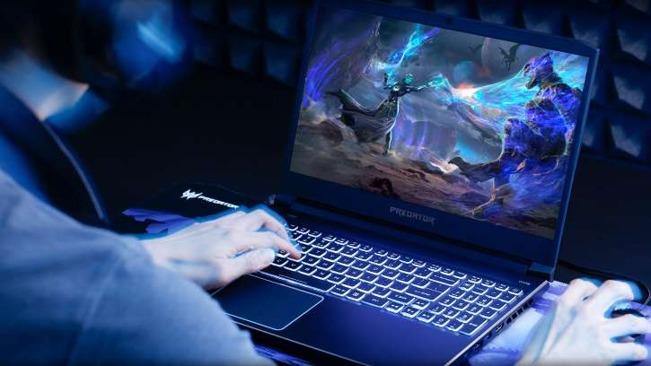Acer Releases A New Laptop And Everybody's Convinced That It's A Decepticon