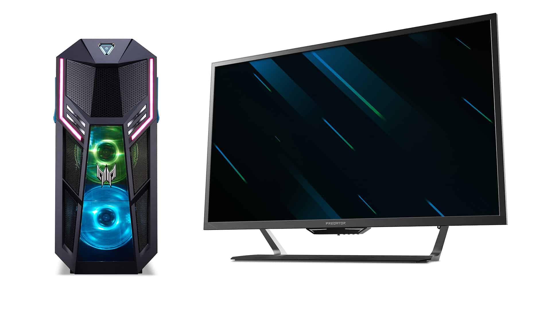 Acer's Predator Is Huge And Bright – It's A 43-Inch 4K Display And Has Generous Port Selection