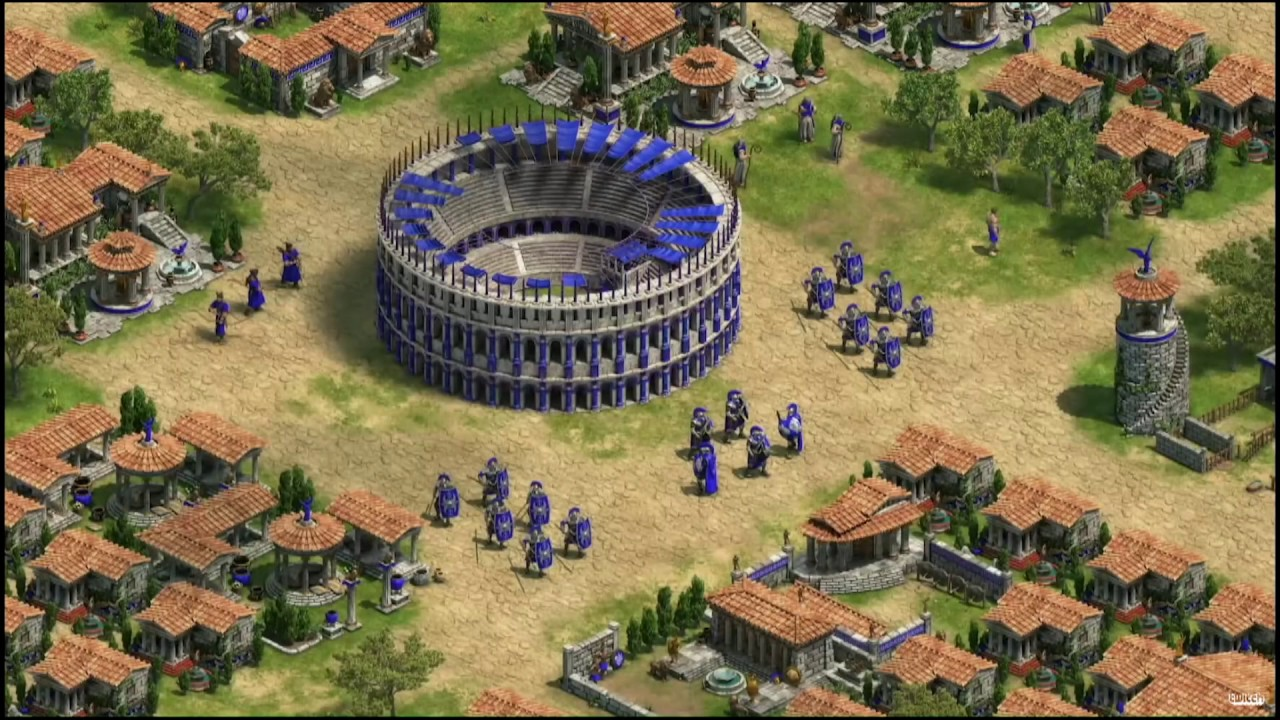 A Recent ESRB Listing For Age Of Empires 2: Definitive Edition Suggests A Release Is On The Way