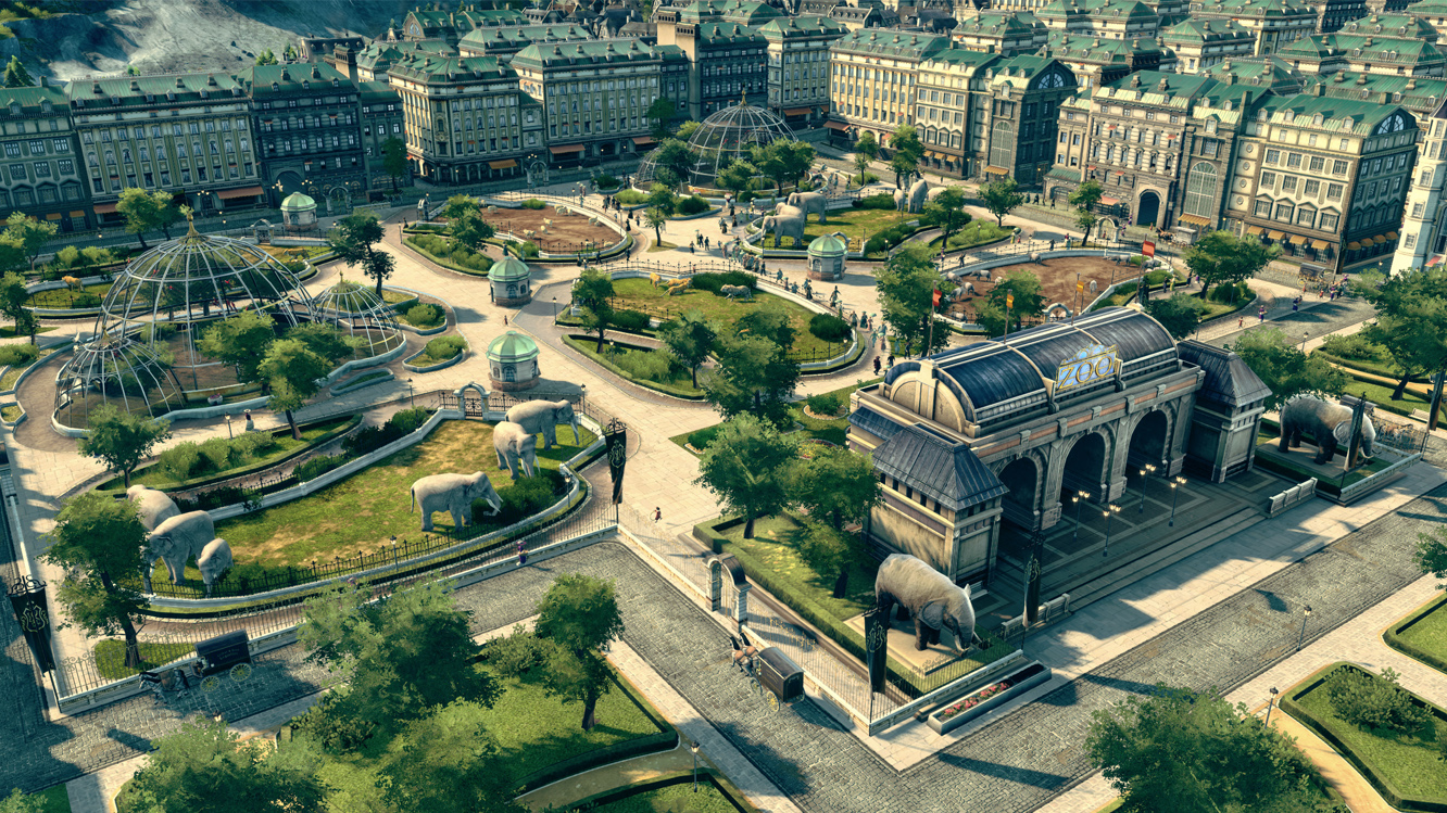 Anno 1800 Is The Fastest Selling Title Of The City-Building Franchise To Date