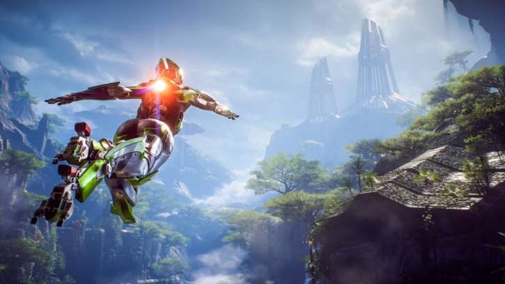 Anthem Just Changed Its Name Before E3 2017 And It Doesn't Have A Single Mission Last Year