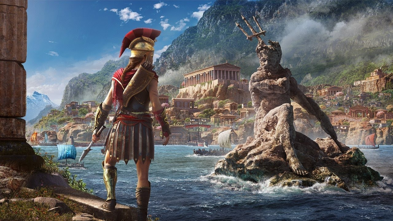 Assassin's Creed Odyssey: The Fate Of Atlantis Will Send Players To The Ancient Greek Afterlife; Episode One Begins Next Week