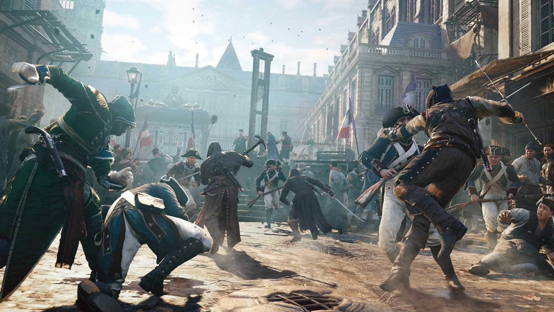 Assassin's Creed Unity's Steam Page Gets Flooded With Positive Comments After Ubisoft's Donation To Notre Dame Church