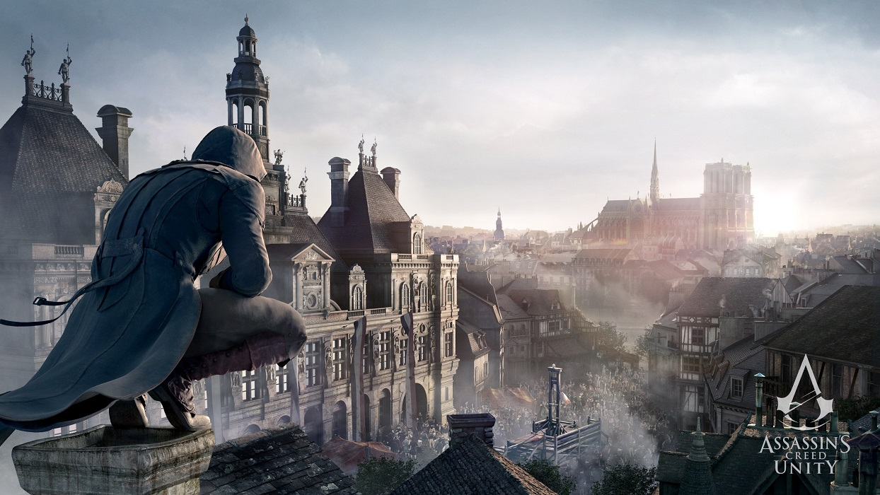 Ubisoft Is Donating Money To Help Restore The Notre Dame Cathedral; Also Giving Away Assassin's Creed Unity For Free